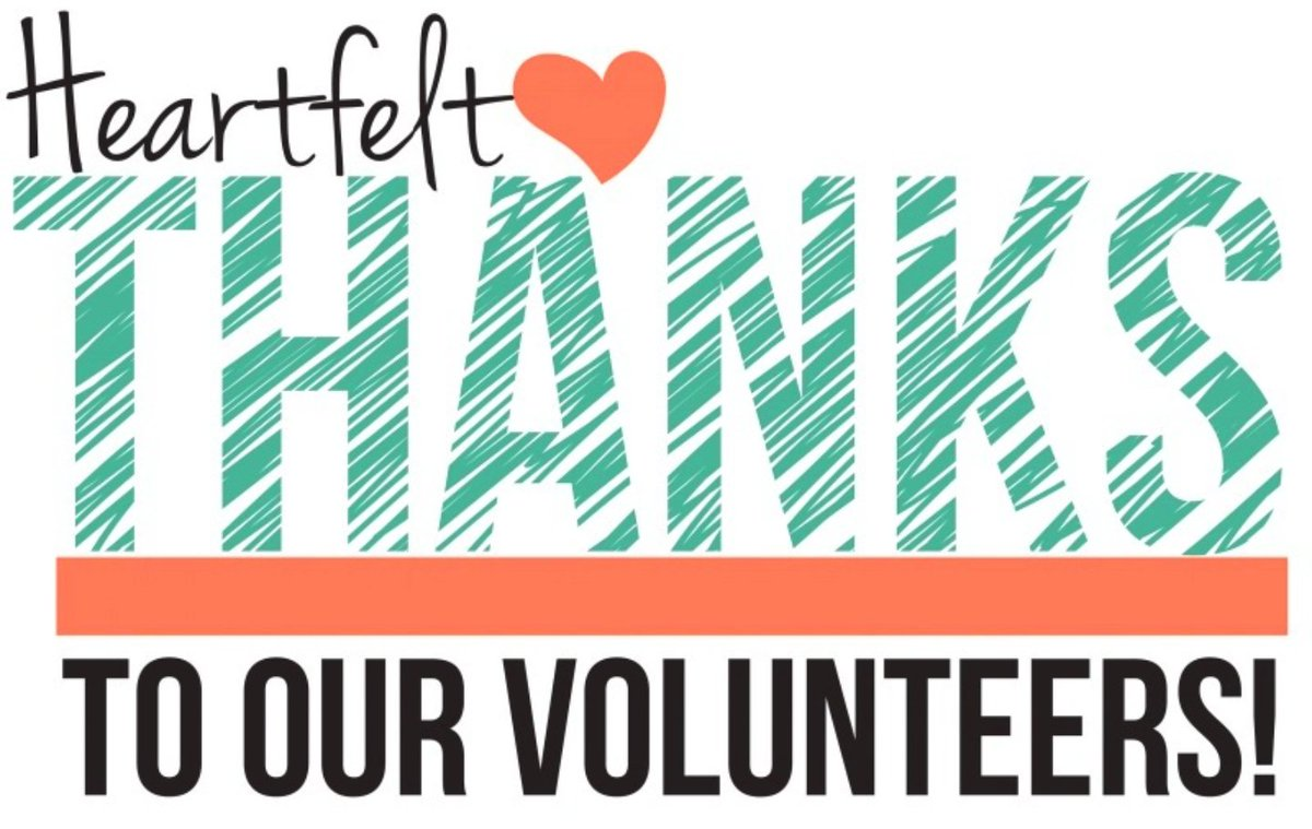 Thanks to all the volunteers @craigavonsams we appreciate all you do for the branch and our callers 💚 #appreciation #ThanksToThem #samaritans #volunteers