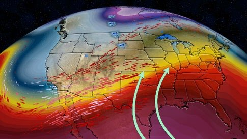 Pattern Change a Severe Weather Threat