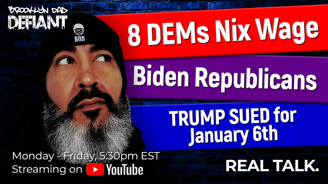 Storytime with BDD: Kyrsten Sinema, Fire DeJoy, Jen Psaki, Swalwell Sues trump, and Biden Republicans.   ALSO, more fun from The Liddle'est President, LIVE NOW: 👉https://t.co/S0RXu5RZzN https://t.co/neOeRAUGvu