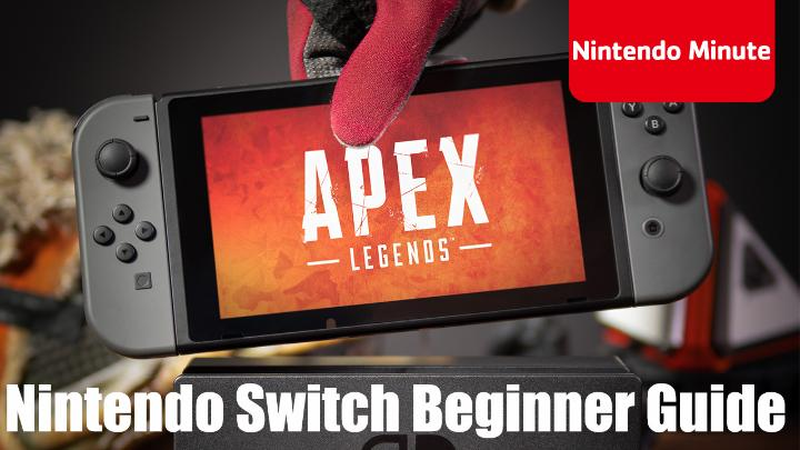The director of Apex Legends (@PlayApex), @ChadGrenier, joins Kit & Krysta to share some tips for beginners. Apex Legends launches on #NintendoSwitch on March 9! #NintendoMinute @Respawn  Watch now: