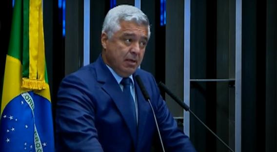 SÃO PAULO | Com Covid-19, senador #Major Olímpio é transferido para UTI