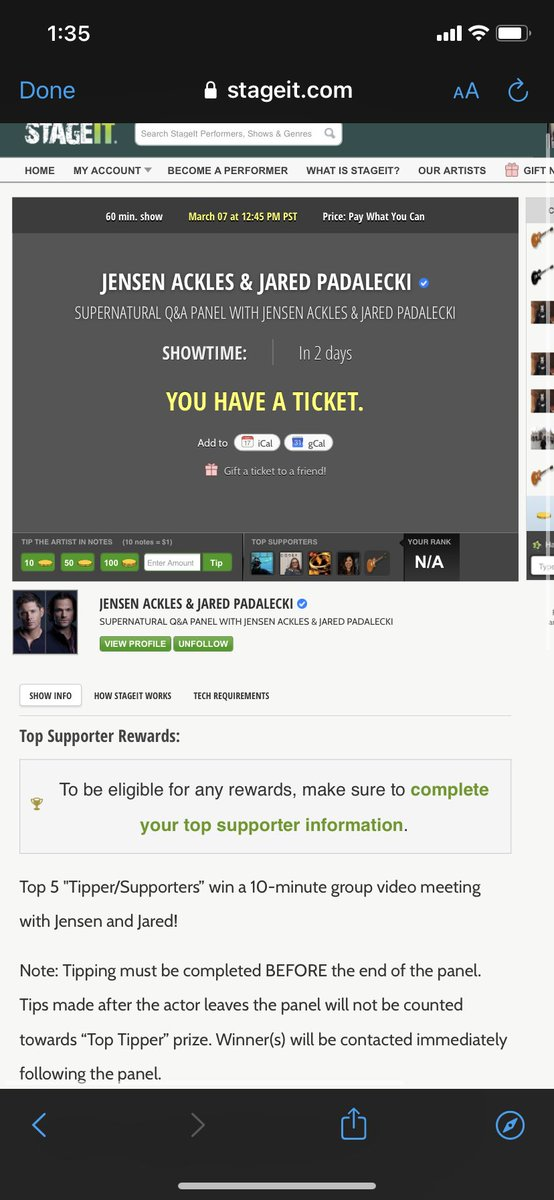 ugh i cant wait 🥰🥰 #JensenAckles #JaredPadalecki
