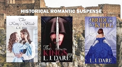 @LJDare1 Step into the world of murder, betrayal & treason-Book 1-The King's Blade  Book 2-The King's Spy     Ch. 1 excerpts at:   #sweetread #AmazonKindle #BVS #AltRead #SundayMorning