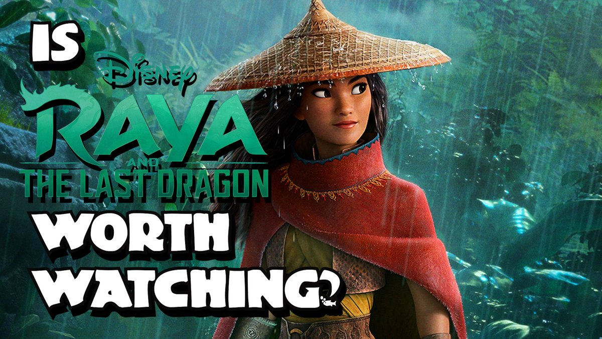 Raya and The Last Dragon Review and Breakdown  via @YouTube #Raya #rayathelastdragon #disney #animation #animator #DisneyPlus #DisneyRaya #Disneyland #disneyanimation
