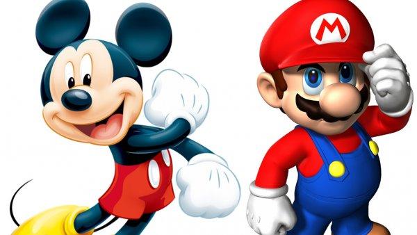 Mickey Mouse VS Super Mario (#Disney VS #Nintendo) #SHPOLL21