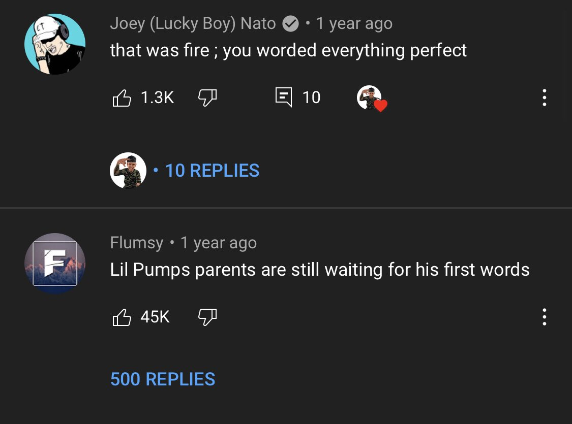 The comments are no better smh https://t.co/HUjJpQSivL