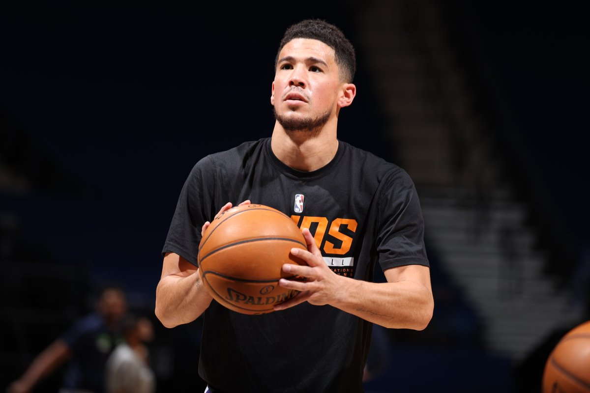 Devin Booker will miss the All-Star Game and 3-point contest with a left knee sprain  Mike Conley will be his replacement https://t.co/rCvVT67GyE