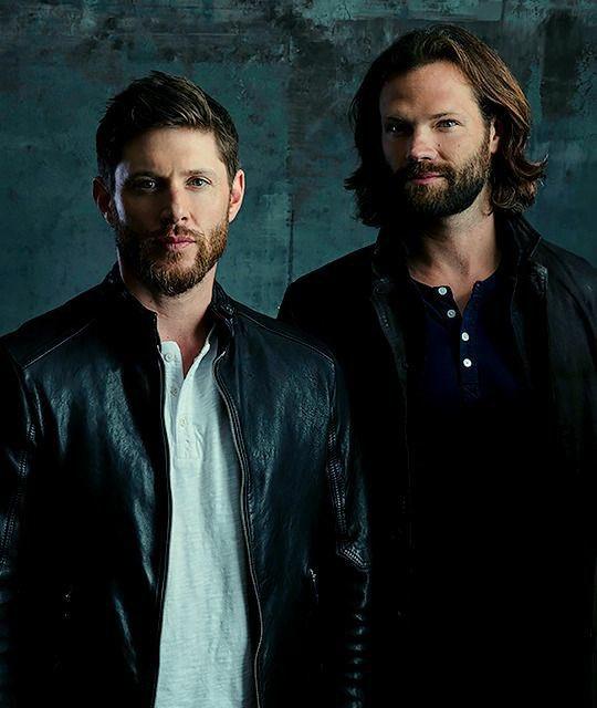 I miss seeing these guys together!! @jarpad @JensenAckles   #SPNFamily #SPNFamilyForever #SPN #JaredPadalecki #JensenAckles #WinchesterBrothers
