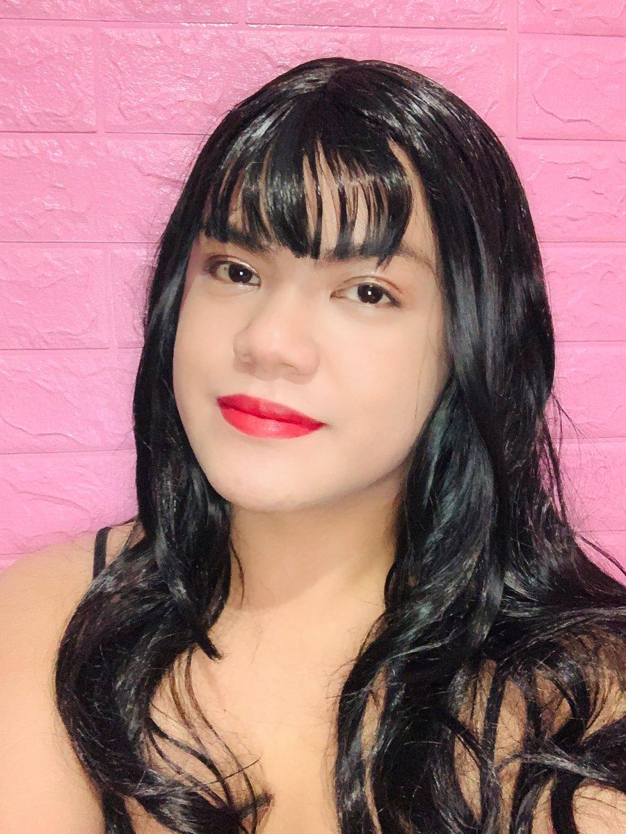 black hair + red lipstick 🖤❤️ Style #4 of #GerryGagaSourCandy dance cover 🍬 Watch on YouTube:    #Chromatica @LadyGaga @BLACKPINK @bloodpop #SourCandy #GagaPink #BLACKPINK