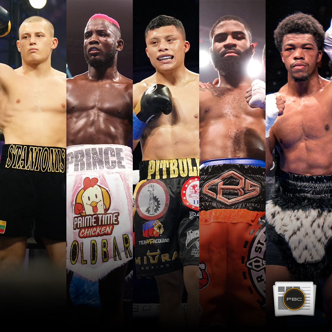 📰: Five PBC Fighters Who Could Break Out in 2021  🔗: