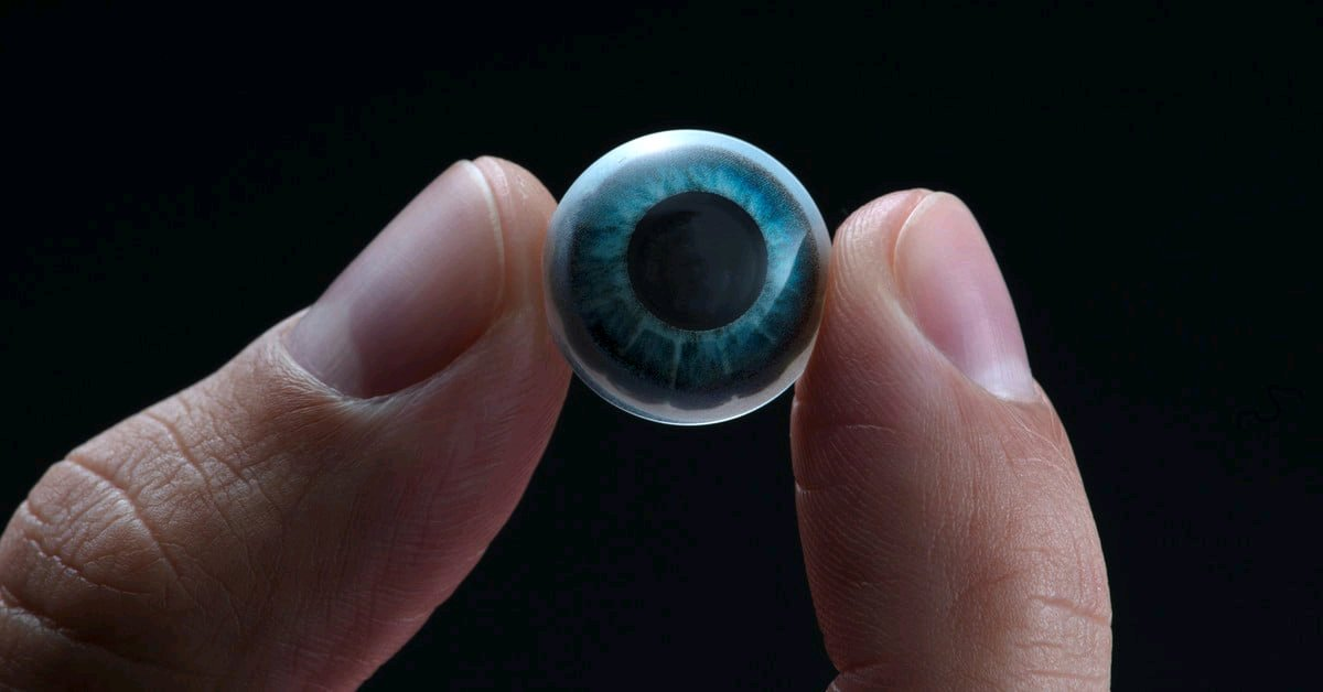 Future of Vision: #AugmentedReality Contact Lenses Are Here #Digital #AR #VR  @smashdawg