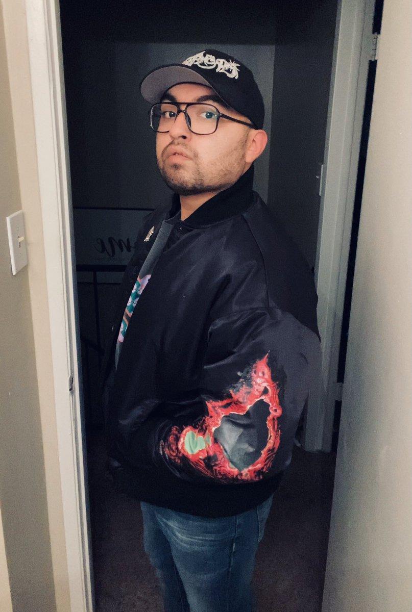 This #Chromatica bomber jacket 🔥🔥