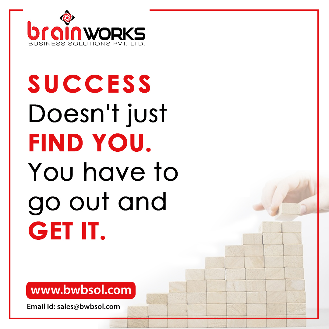 Go Out And Find Your Success..... . . . #Brainworks #humanresources #hr #recruitment  #leadership #career #employment #management #job #humanresourcesconsulting #hrconsulting #covid #reality #humanresource #work #training #time