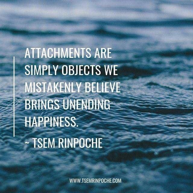 🌷#WordsOfWisdom from #TsemRinpoche🌷    #Wisdom #Spirituality #Blessings #Love #Peace #Healing #Positive #Quote #Dharma #Living #Awareness #Inspiration #Realisation #Motivation #Enlightenment #World #Global #Countries @tsemtulku @MartinMKC
