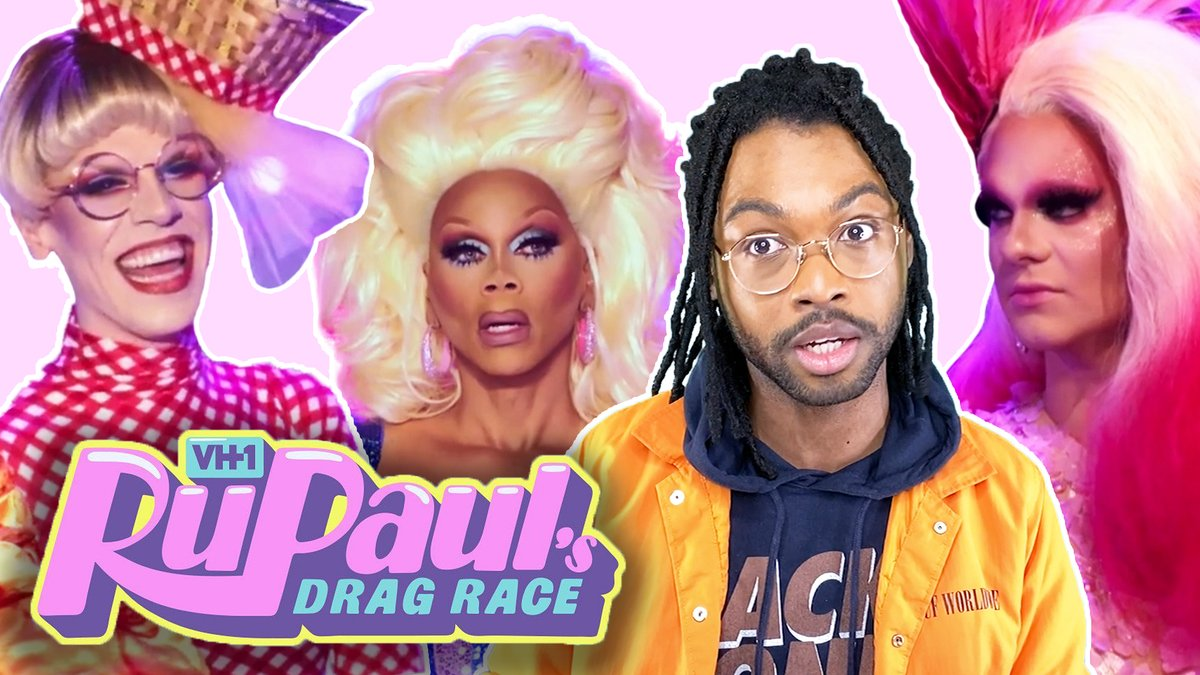This was one of the best #SnatchGame episodes I've seen in awhile.  Full reaction out now:   #DragRace #gottmik