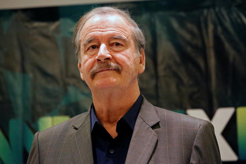Former president Fox expects Mexico to pass landmark cannabis bill next week https://t.co/hptDhcTe9M https://t.co/xM14ngcKzB