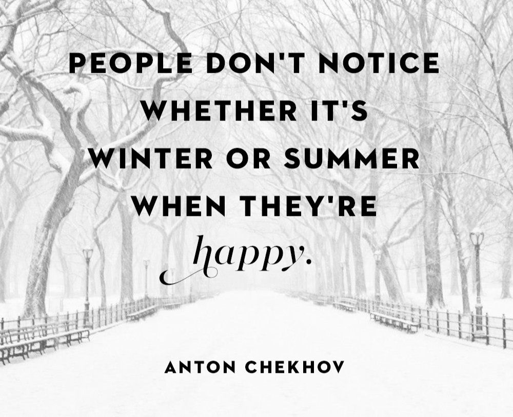 Happiness matters ❄  #FridayVibes  #FridayFeeling  #Happiness  #feelgood #snow