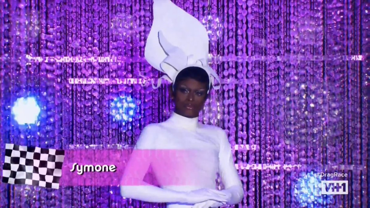 symone making #DragRace history