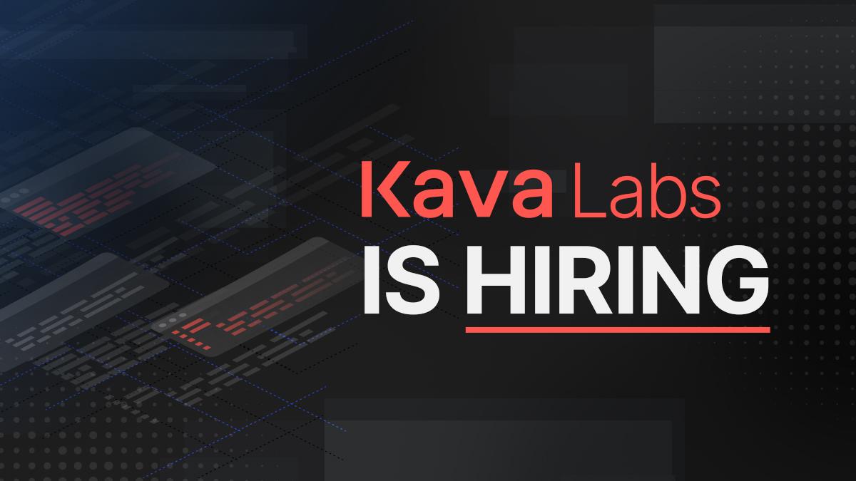 Tweet by @kava_labs