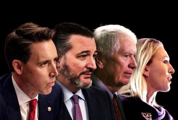 @tedcruz Unify with traitors?  #GOPSeditiousTraitors