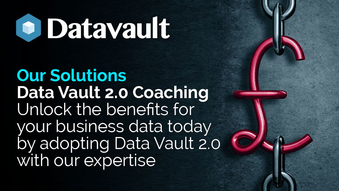 Are you considering Data Vault 2.0 for your organisation but would like some help? We offer assistance with #DataVault 2.0 projects to develop your skills and get it right first time. #DataModelling and #DataModel .  #CIO #CFO #DataAnalytics #DataArchitect