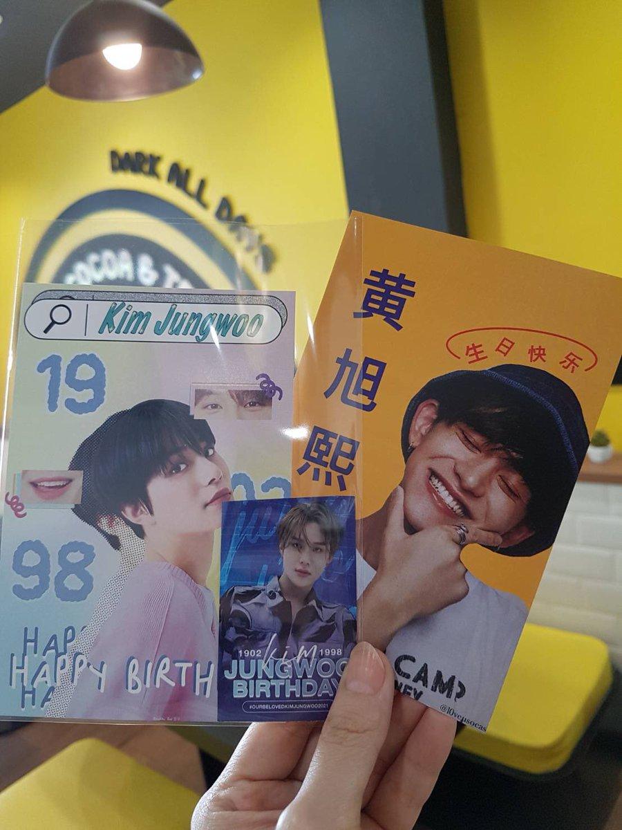 ❤️Give Away❤️  NCTZen จ๋า วันนี้เรามี Project PostCard ของ Jungwoo กับ Lucus ด้วยน้า อย่าลืมมารับน้องกันน้า  ขอบคุณเจ้าของ Project @l0veusocas  @fallinluv_jw   #ourbelovedkimjungwoo2021  #Happylucasday  #HappyJungwooDay #lucus #JUNGWOO #nct #WayV