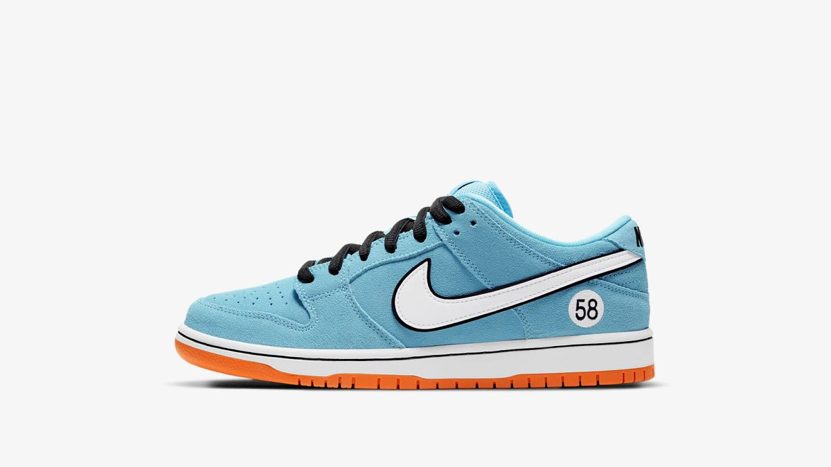 END online raffle live for the Nike SB Dunk Low Pro