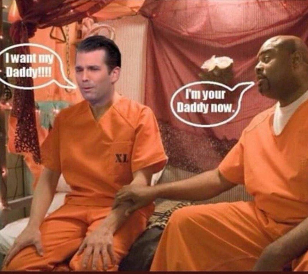 #WorstPlaceForSex In Jail.