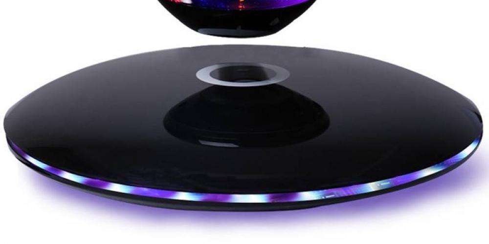 #photo #photogadget #photographer #photography Wireless Floating Bluetooth Speaker