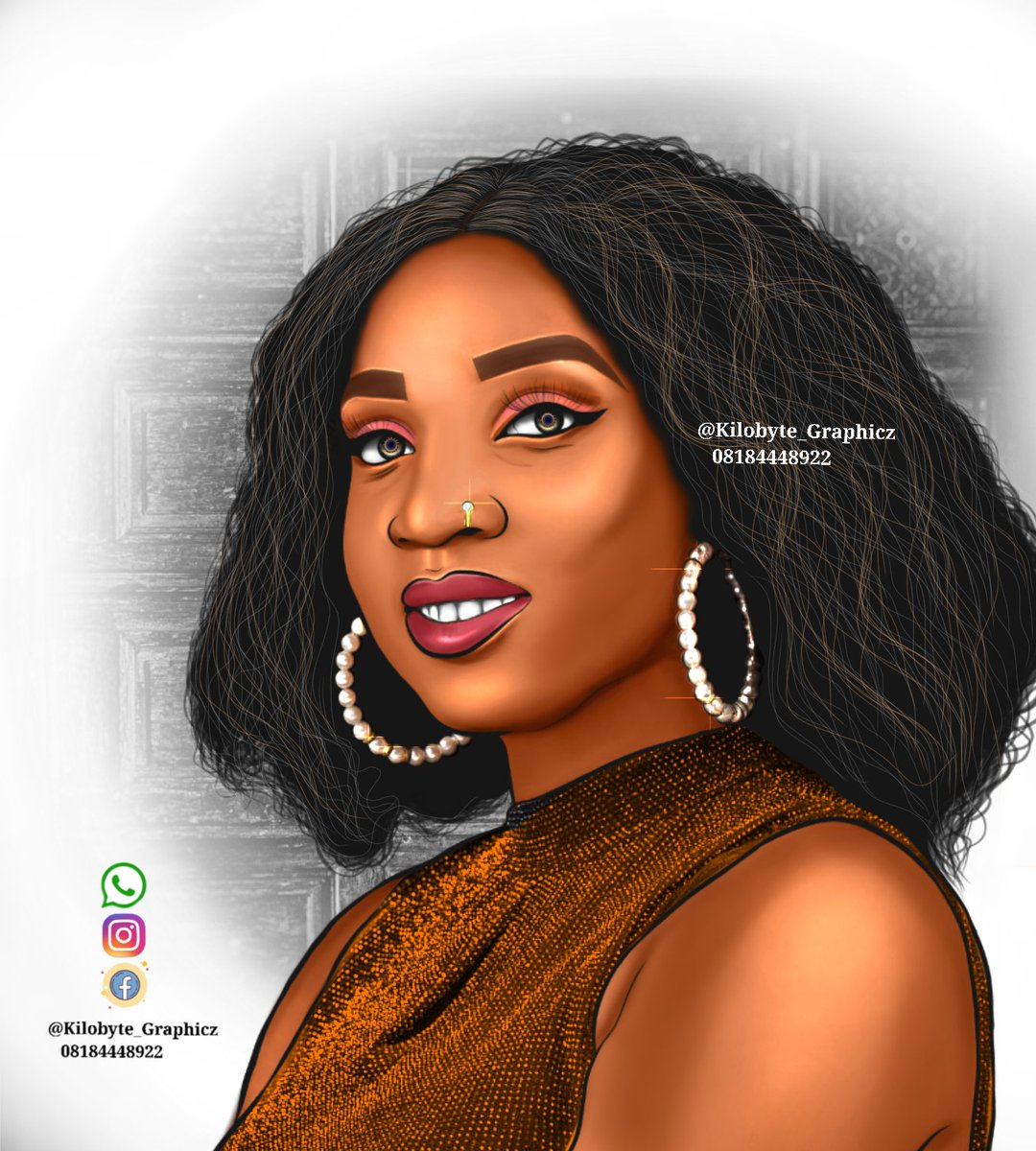 This is what we do best...digital art and framing...@KILOBYT91359140 @QueenGiftee @TONTOLET @CartoonArtDxb @ARTIS #digital #3dart #artist #art #artwork #design #drawing #frame #digitalart #illustration #artistsontwitter #FanArtFriday #drawingwhileblack