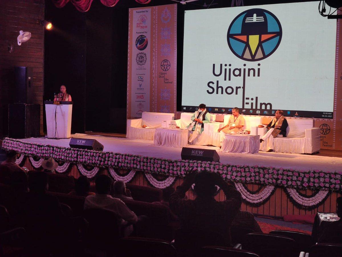 Bharatiya Chitra Sadhana presents #UjjainiShortFilmFestival