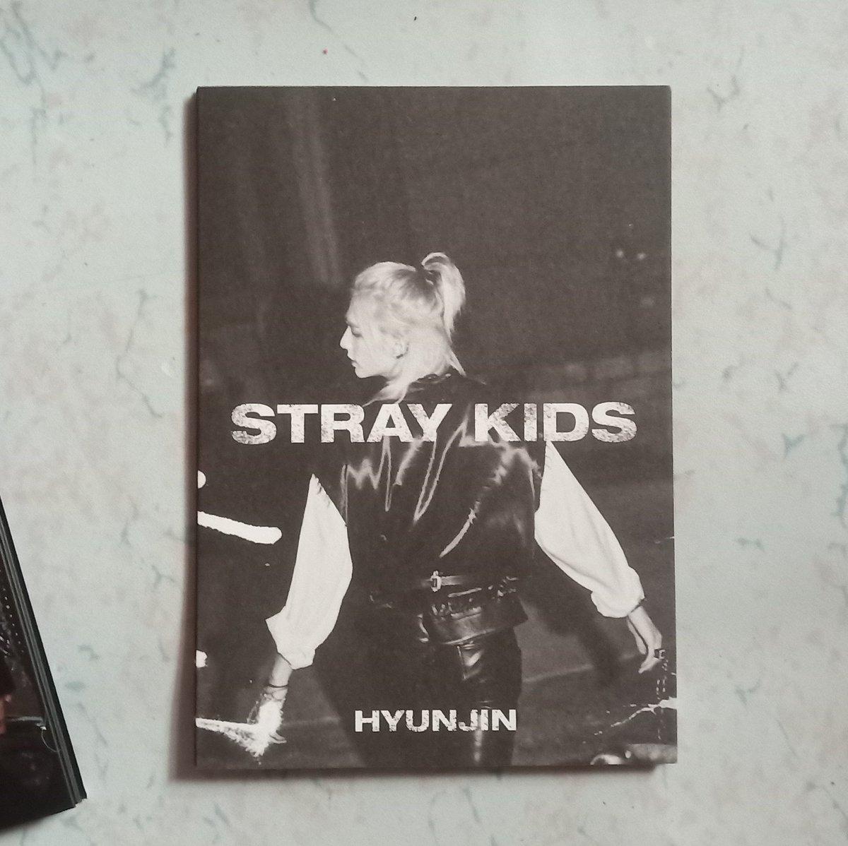 WTS/LFB #STRAYKIDS #SKZ #HYUNJIN  STRAY KIDS HYUNJIN IN LIFE MINI PHOTOBOOK POB - php 220  . Shopee