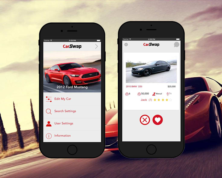 Do you need a Professional Mobile App Developer for your company or business fast?  👉Check this out Here ==>   CarSwap - App Development - Swipe & Trade cars  . . .  #HappyBirthdayTylerTheCreator #Jooheon #njcup #Hyungwon #Changkyun #ROLLER COASTER #Shingo