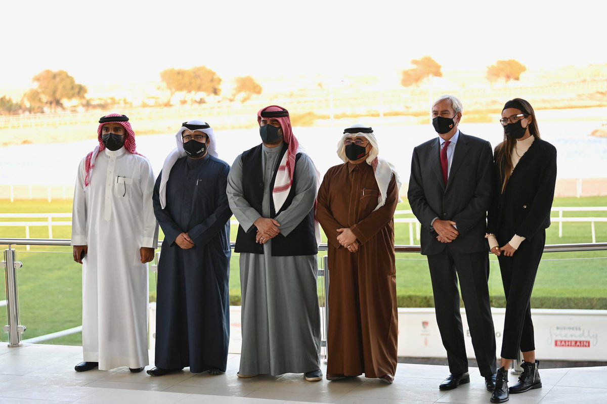 Many thanks to the National Bank of Bahrain for their generous sponsorship of yesterday's racing. Congratulations to the all connections who enjoyed success yesterday! 🇧🇭 ❤️ 🐎