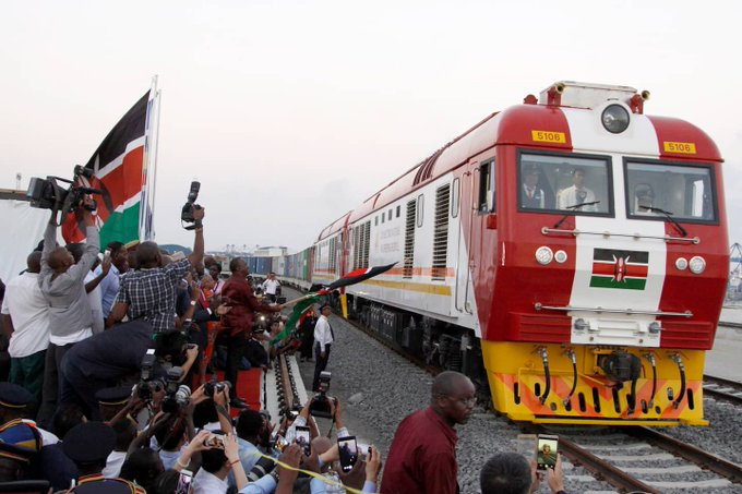 These two African railway megaprojects tell us a lot about China's development model Photo