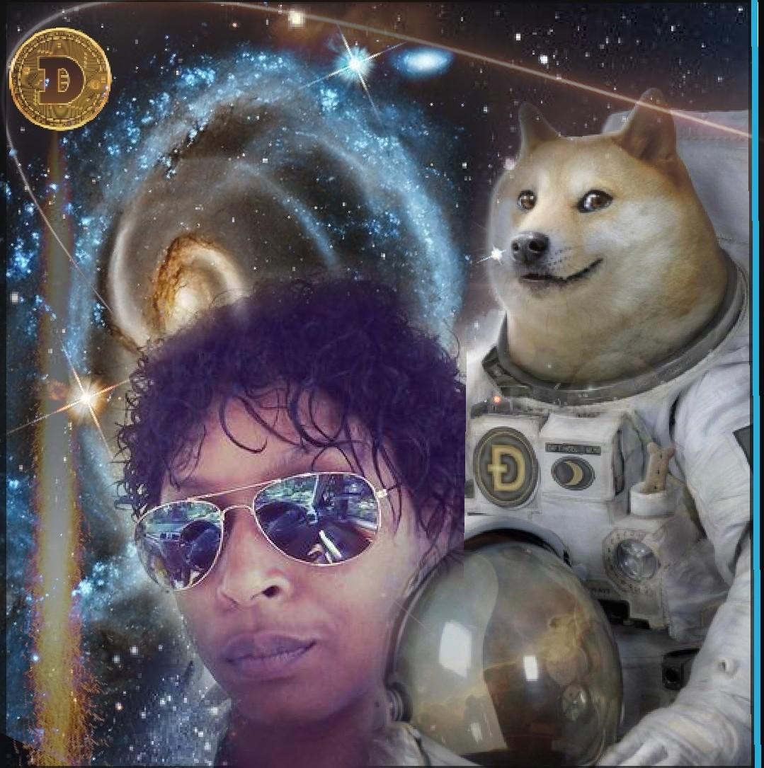 Hey #dogecoinarmy look at what @AMBASSADORTOUSA posted for me!!!! OMG it's fuckin lit #dogecoin #DogecoinToTheMoon @itsALLrisky  @MattWallace888  #SaturdayThoughts #SaturdayMorning
