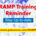 Image for the Tweet beginning: Online RAMP training for only