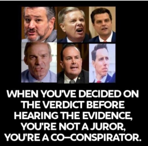 @Jessicam6946 This whole situation looks like a #GOPSeditiousTraitors setup in order to replace him w/#GOPTraitors.   This will affect #murderertrump possible pardon when convicted of tax fraud!