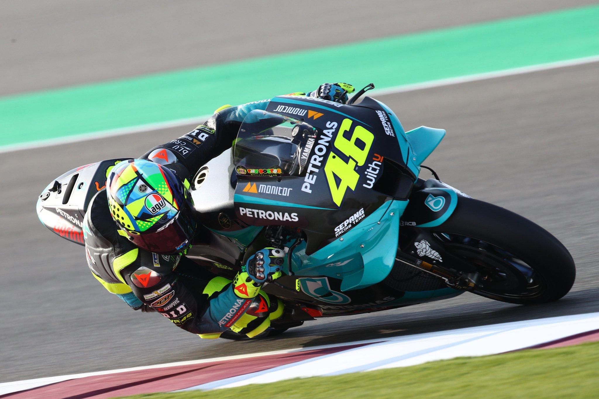 Valentino Rossi - Piloti Yamaha