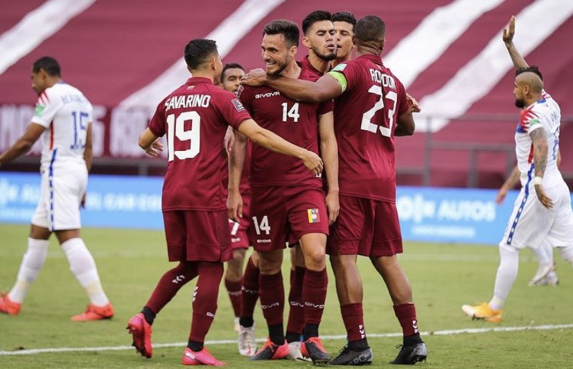 """⚠️CONMEBOL have decided to suspend the World Cup qualifiers scheduled for March.⚠️ They state this """"is due to the impossibility of having all the South American players [together] in a timely manner."""" Venezuela were due to face Ecuador (H) and Peru (A)."""