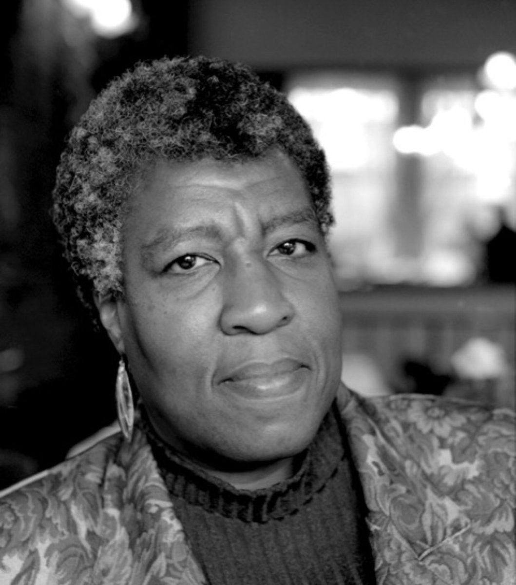 """One of the most valuable traits is persistence."" – @OctaviaEButler   My team informally named my touchdown site ""Octavia E. Butler Landing"" in honor of the late author. Butler's protagonists embody determination and inventiveness.    📸: Ching-Ming Cheung"