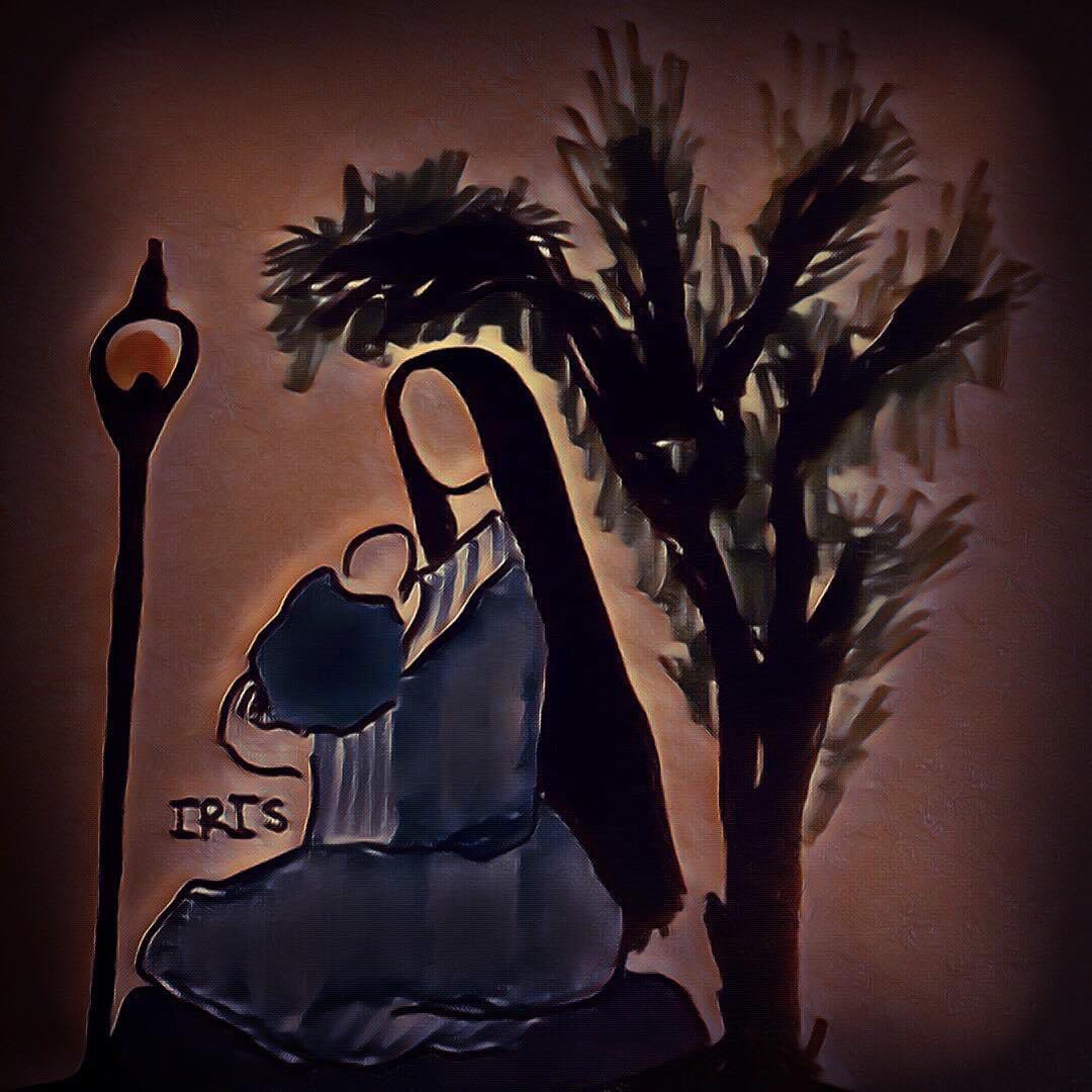 Mother, painted by @IRISUNART #irisunart #art #artistic #artist #arte #artsy #arts #painting #paintings #paint #watercolor #watercolors #instartist #instalove #instalike #galleryart #onlinegallery #fineart