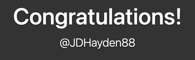 Its official Ladies and Gentlemen we have a winner. S/O to @JDHayden88 you have won this dope @26shirts ! Plz DM me to go over shipping details!!   We will be giving staring another give away on Sunday! #BillsMafia #GoBills