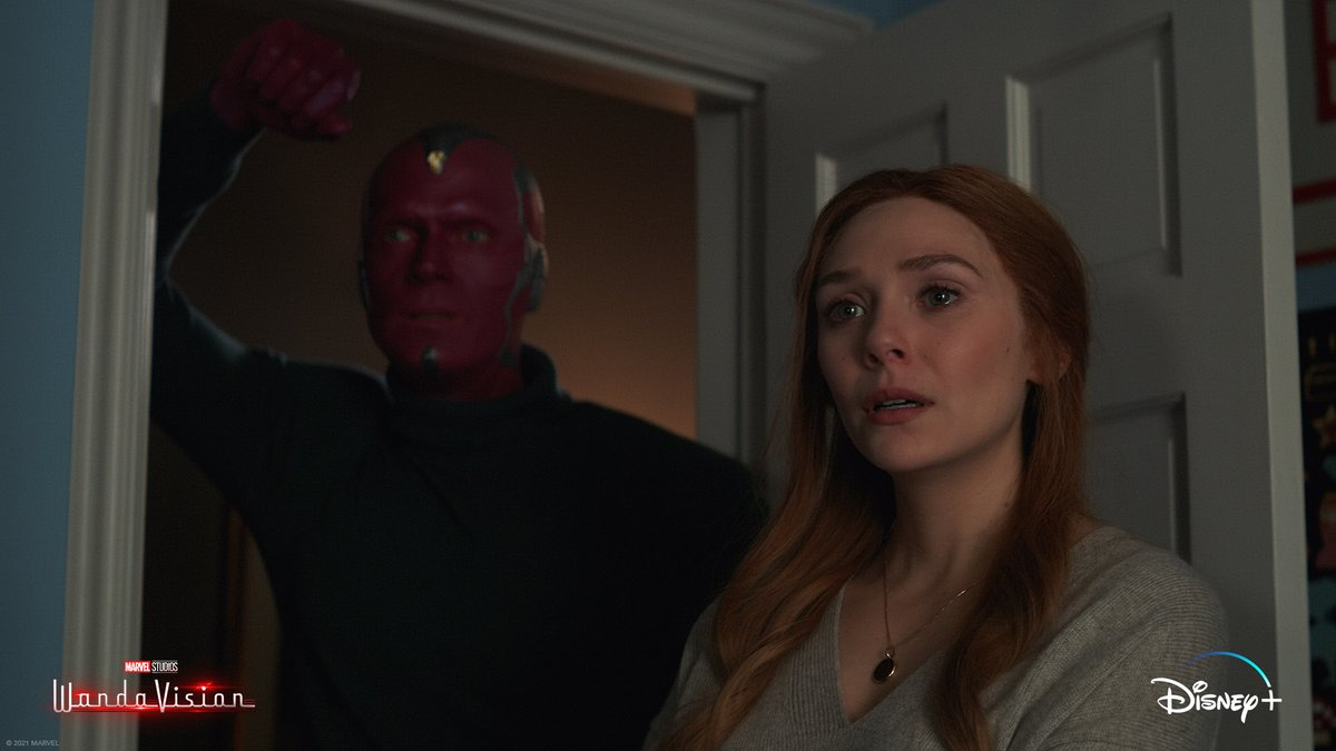 Tell us your favorite moment from the Marvel Studios' #WandaVision finale, but WITHOUT SPOILERS!   All episodes are now streaming on @DisneyPlus.