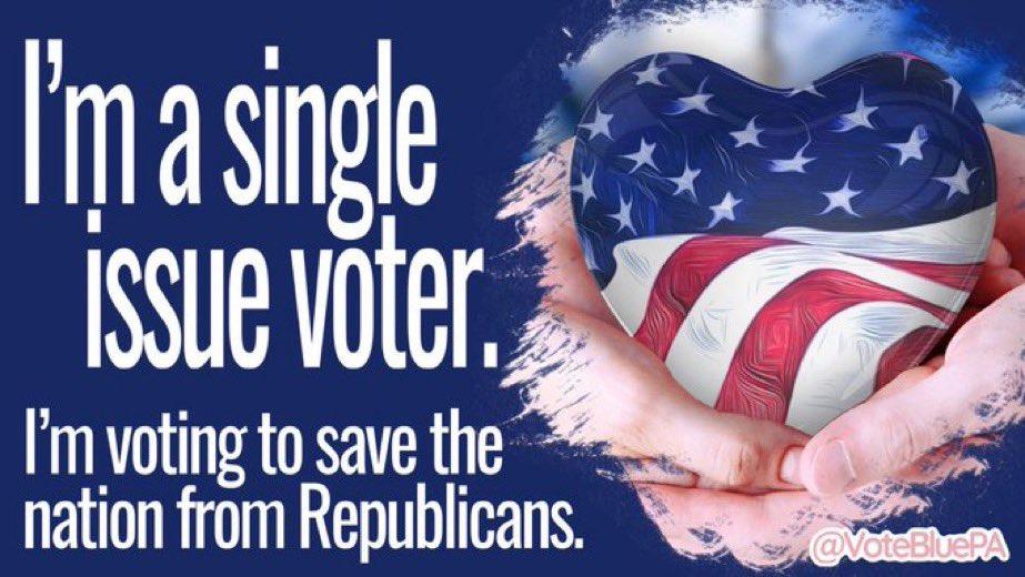 @TheTrueAmerica5 @dhalf80 . #ForThePeople     Resisters #ChooseAmerica 🇺🇸    Always #VoteBlue    End Trumpublicans #GOPSeditiousTraitors  .