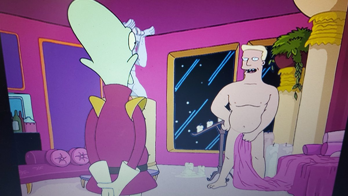 Week 51 of #COVID19 as good a time as any to start watching #Futurama reruns in order. #thefutureishere https://t.co/DwK1dqQPoy