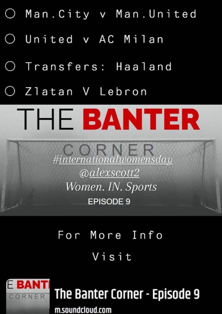 For more info. Visit   #MUFC #MCFC #ACmilan #Haaland #Mbappe #Sancho #Pogba #Zlatan #Lebron #Gerrard #AlexScott #InternationalWomensDay #InternationalWomensMonth