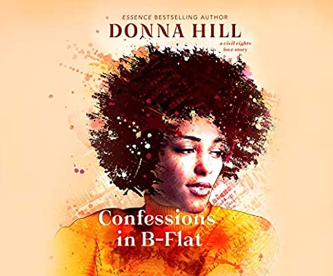 IN ONE HOUR March 6th at 11:30am EST Joy Keys chats with Author Donna Hill about Confessions in B-Flat. Call: (516) 387-1745.  #donnahill  #confessionsinbflat #romance #mlk #malcolmx #blackwriters #podcast #joykeys @brooklyngirl737 @sidewaysbooks