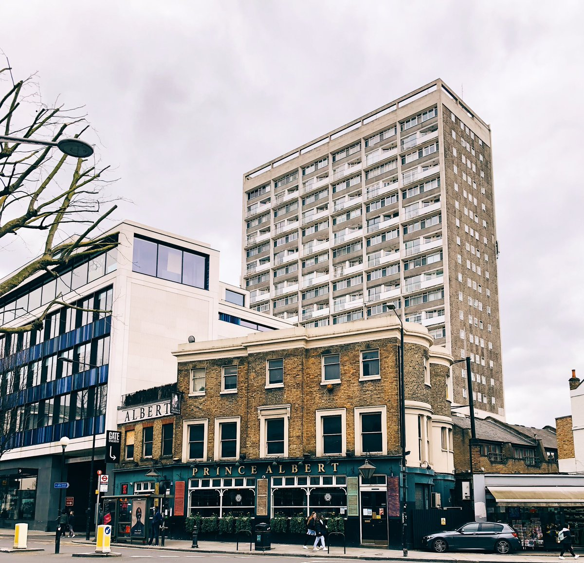 Notting Hill // March 2021 #photography #nottinghill #london #vsco #theprincealbert