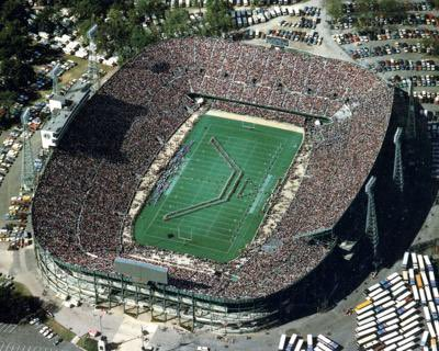 I had a dream last night I went to the Iron Bowl (at Legion Field) with Patrice O'Neal. It was vivid enough that I even remember the seat numbers.